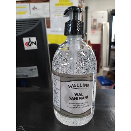 Gel igienizzante WAL SANIMANI 500ML
