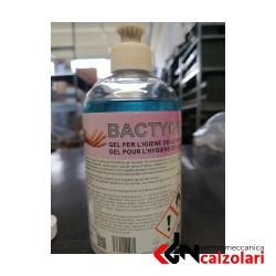 Gel igienizzante alcool BACTYGEL ml.500