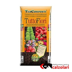 Terriccio TUTTOFIORI 20LT LINEA NATURA c/torba