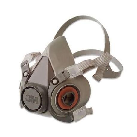 3M™ Semimaschera riutilizzabile, Media, 6200