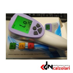 Misuratore di temperatura infrarossi Hti HT-820D