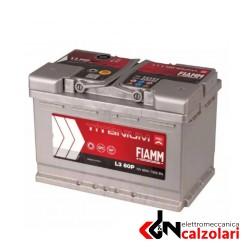 Batteria L3. 12v, 80Ah, 720A