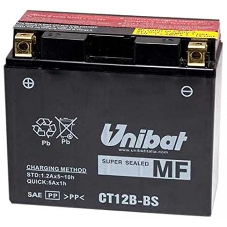 Batteria Moto 12V 10AH CT12B-BS