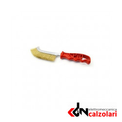 Spazzola SPID in ACCIAIO OTT.030 SIT