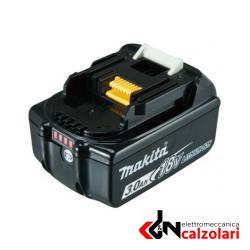 Makita LXT BL1830 Batteria 18V 3Ah Li-Ion