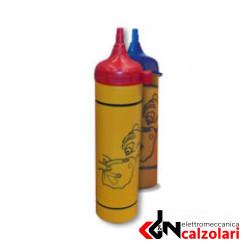 Flacone Rossa polvere X RL50 ROAD LINE Mistral