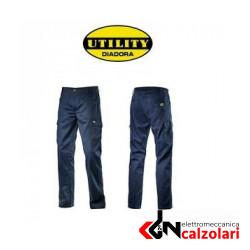 PANTALONI LEVEL BLU CLASSICO TG.XL