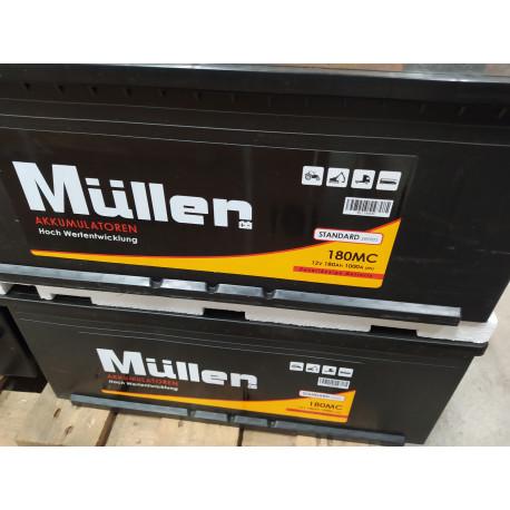Batteria MULLER 180AH DX