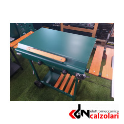 Barbecue GAS GRILLED DOPPIO GREEN (GPL o Metano)