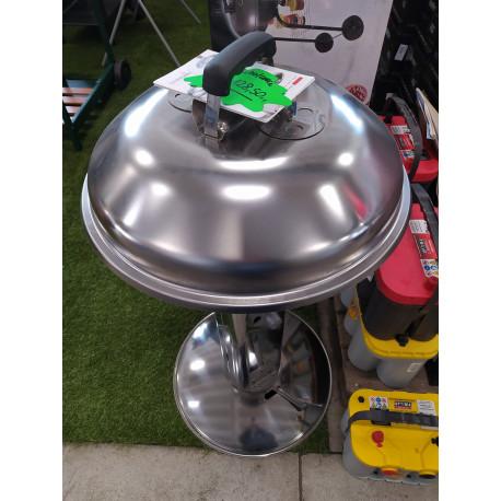 Barbecue VENUS 485 PRO D.44 cm acciaio inox