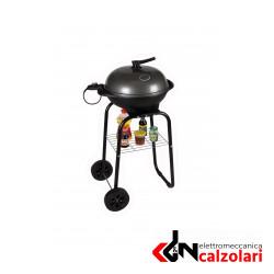 GIOROUND Barbecue elettrico 1700-2000W GMR