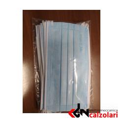 CONF 10 PZ MASCHERINE CHIR. TIPO IIR MONOUSO RDM2012124 NON STERILE
