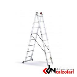 Scala EURO E2 2x4m 14 gradini Svelt