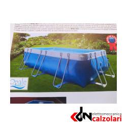 Piscina OPALE BLU 500x250 h125cm Siria