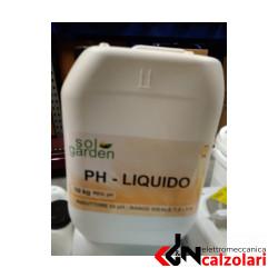PH- 10 lt liquido Fluidra Riduttore di PH.
