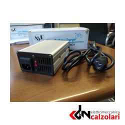 Caricabatterie per batterie LITIO 36V-2,5A