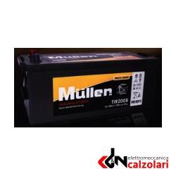 Batteria MULLER 55AH